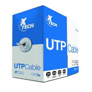 XTECH Cable UTP CAT5E