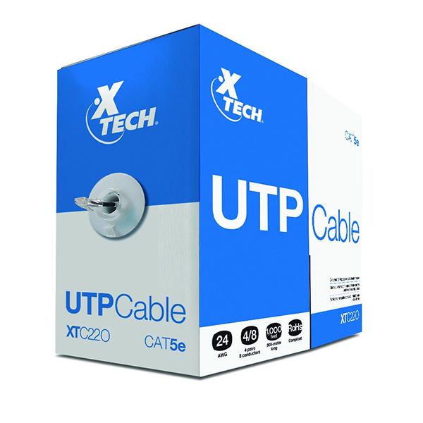 XTECH Cable UTP CAT5E