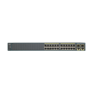 Cisco WS-C2960 +24TC-S