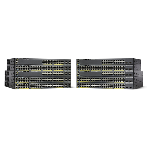 Cisco WS-C2960X-24PD-L Catalyst
