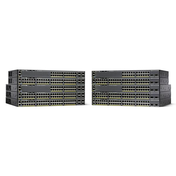 Cisco WS-C2960X-24PD-L Catalyst