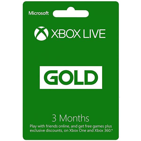 Microsoft Xbox Live 3