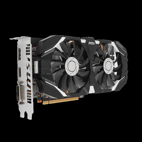 GeForce GTX 1060 6GT OC-1