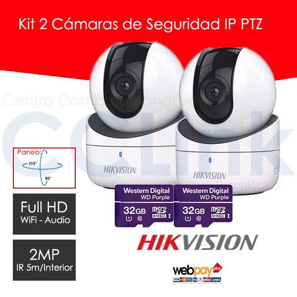 Kit Wifi 2 Cámaras