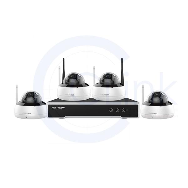 4 domos wifi hikvision