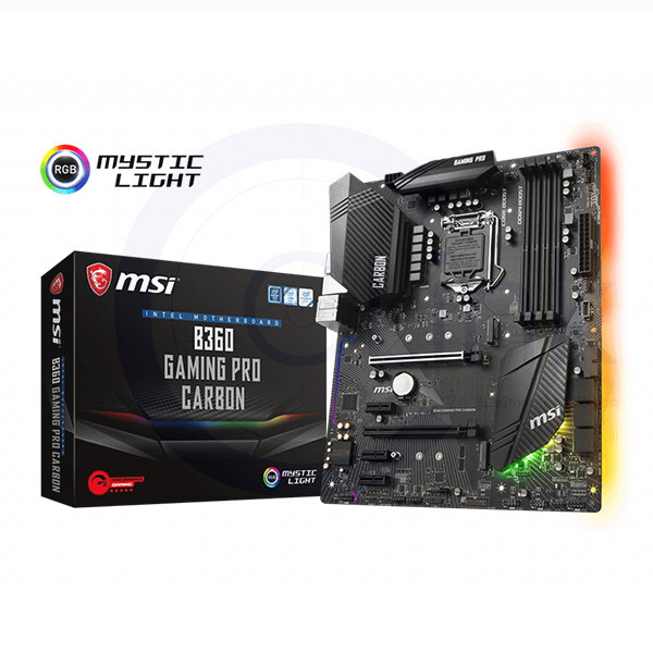 Placa Madre MSI B360