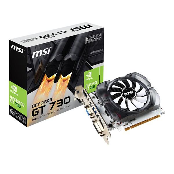 MSI GeForce GT730 2G-3