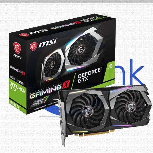 MSI GeForce GTX 1660TI