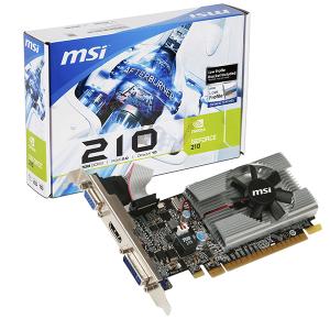 MSI nvidia N210 1GB