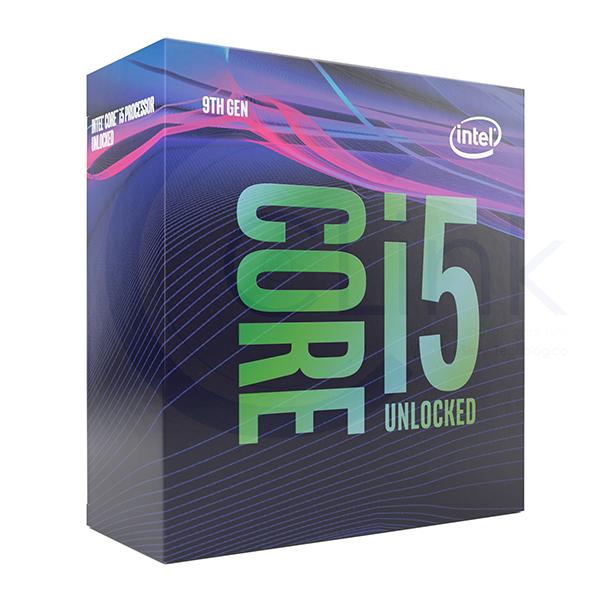 Intel Core i5-9600K 3.7GHZ