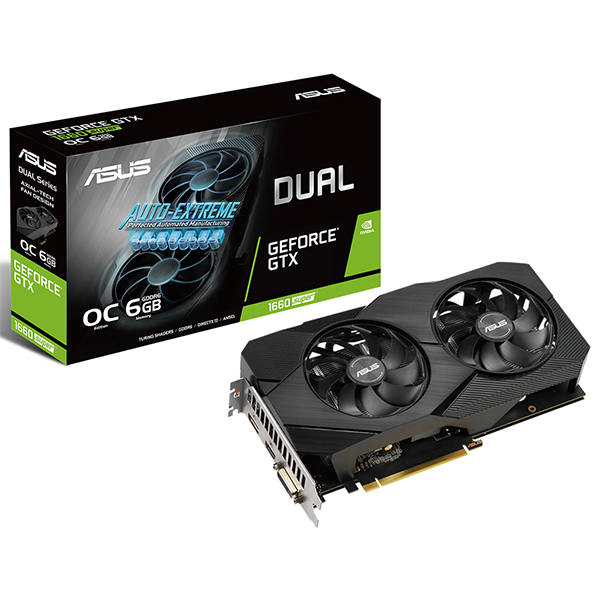 ASUS Dual GeForce GTX