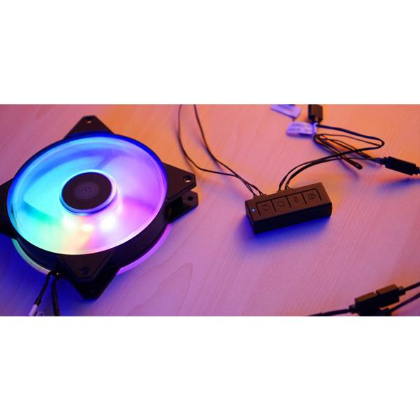 Controlador A-RGB Cooler Master-3