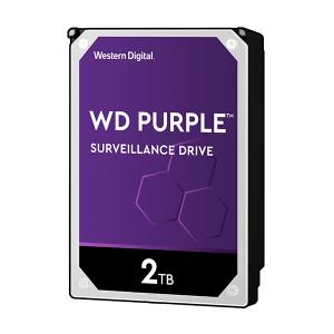 Disco Duro Purple 2TB