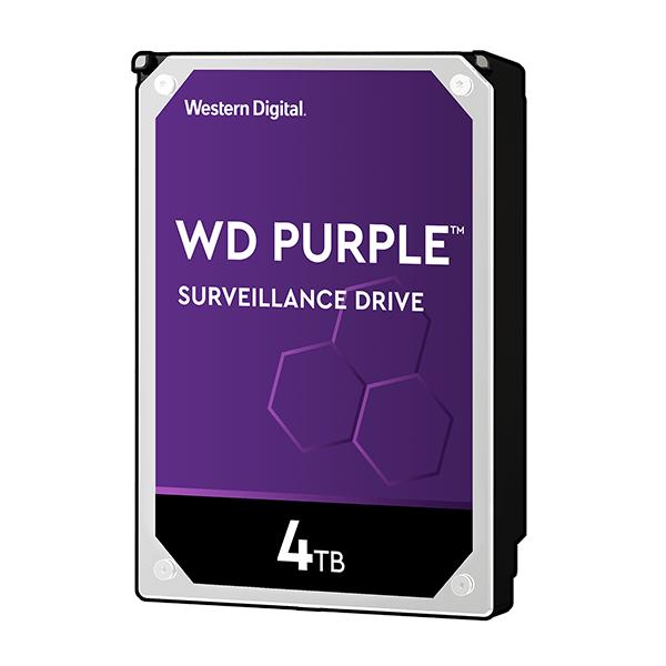Disco Duro Purple 4TB