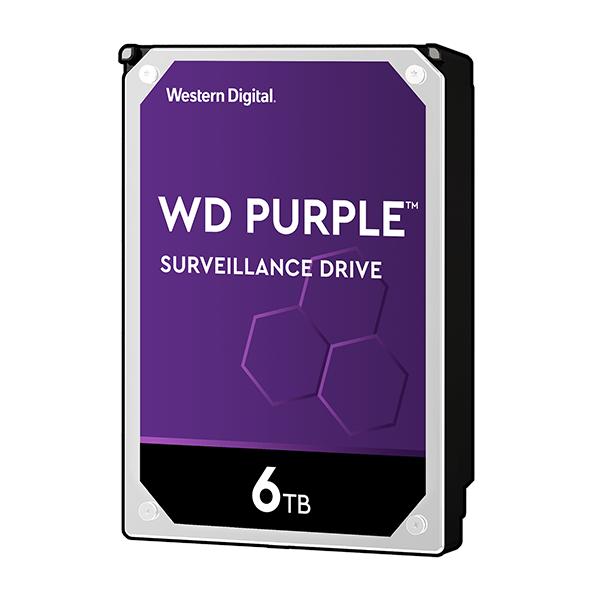 Disco Duro Purple 6TB