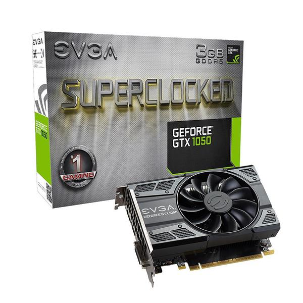 EVGA GeForce GTX 1050