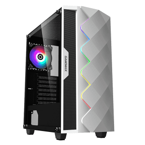 Gabinete GAMEMAX Diamante Blanco