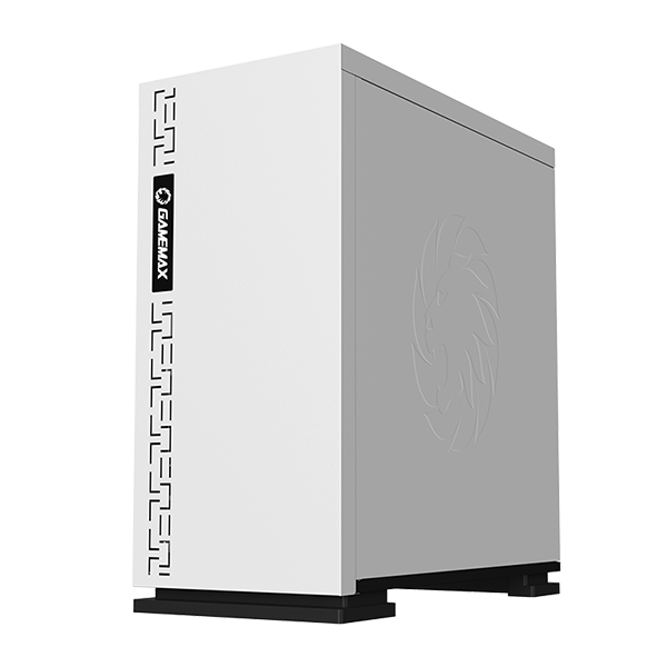 Gabinete GAMEMAX Expedición Blanco-1