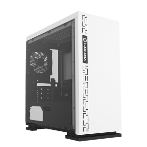 Gabinete GAMEMAX Expedición Blanco