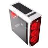 Gabinete GAMEMAX Starlight Blanco Rojo-1