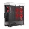 Gabinete GAMEMAX Starlight Blanco Rojo-2