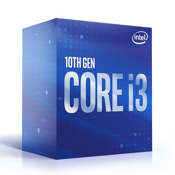 Intel Core I3-10100 Procesador