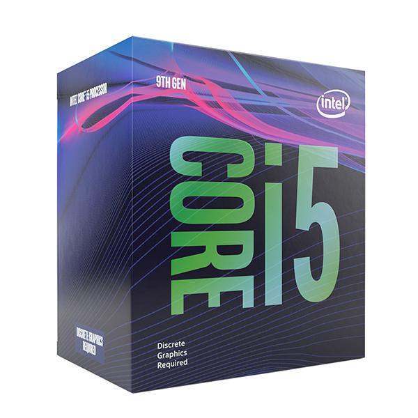 Intel Core i5-9400F 29GHZ