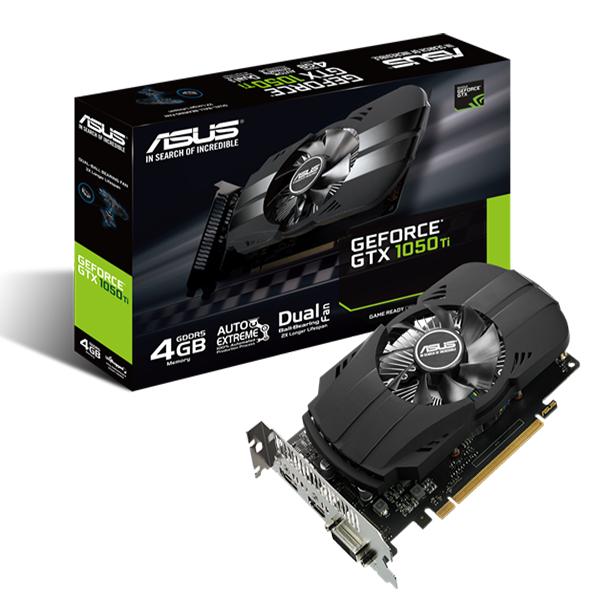 ASUS GeForce GTX 1050TI