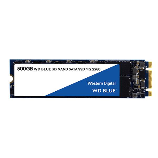 Disco SSD M.2 2280 Blue 500GB