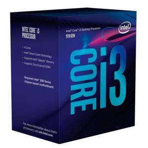Intel Core I3-9100F 3.6GHz