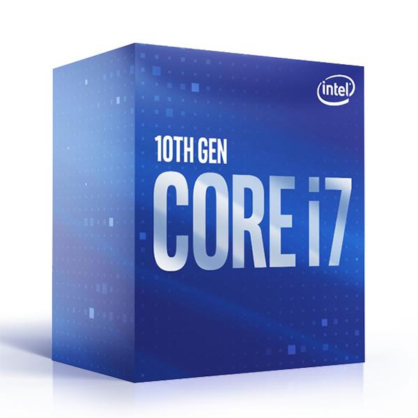 Intel Core I7-10700F Procesador