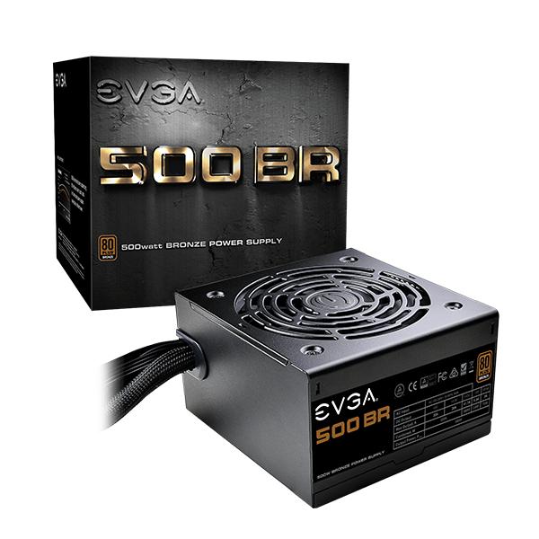 EVGA 500W 80Plus Bronze