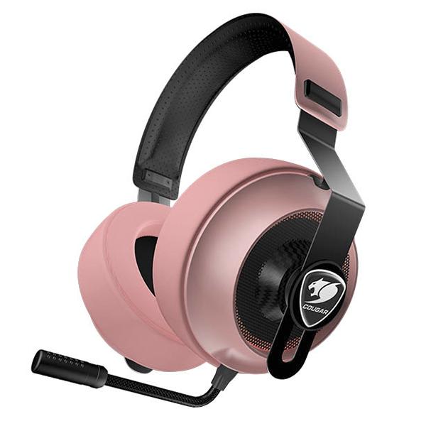 Audífono Cougar PHONTUM ESENCIAL Pink