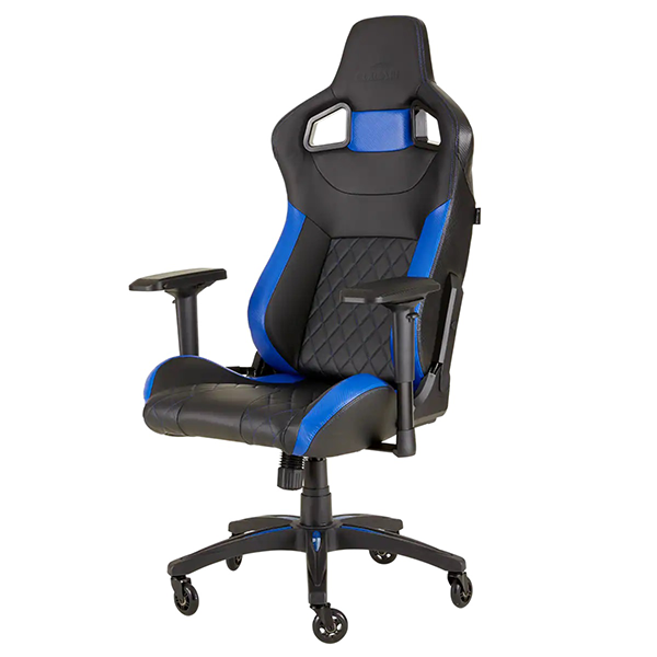 Corsair Silla T1 RACE Black Blue Gaming
