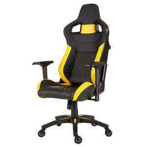 Corsair Silla T1 RACE Black Yellow
